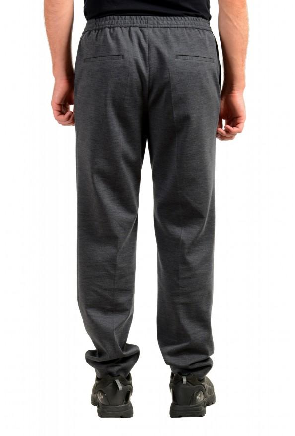 """Hugo Boss Men's """"Banks2-J"""" Gray Wool Casual Pants: Picture 3"""