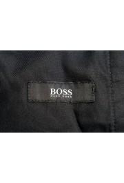 """Hugo Boss Men's """"Banks2-J"""" Gray Wool Casual Pants: Picture 4"""