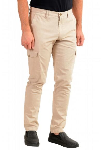 "Hugo Boss Men's ""Kailo-W"" Beige Cargo Casual Pants: Picture 2"