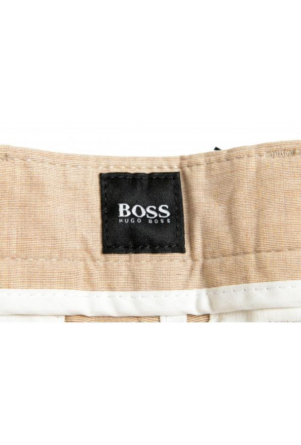 "Hugo Boss Men's ""Kailo-W"" Beige Cargo Casual Pants: Picture 5"
