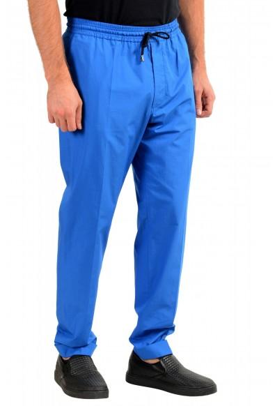 "Hugo Boss Men's ""Oliwer"" Royal Blue Casual Pants: Picture 2"