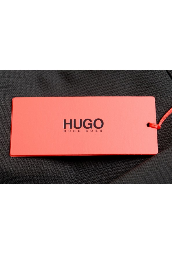 "Hugo Boss Men's ""Fatal191F1"" Black 100% Wool Dress Pants: Picture 5"
