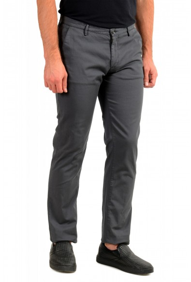 "Hugo Boss Men's ""Rise3-D"" Slim Fit Gray Casual Pants: Picture 2"