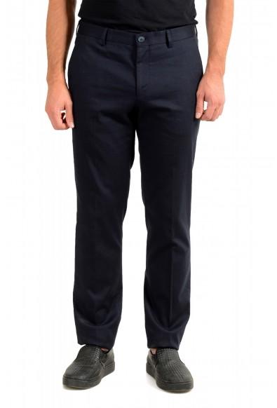 "Hugo Boss Men's ""Baltho-W"" Slim Fit Blue Casual Pants"