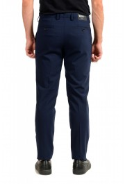 """Hugo Boss Men's """"Kaito3-Stitch1"""" Slim Fit Dark Blue Wool Casual Pants: Picture 3"""
