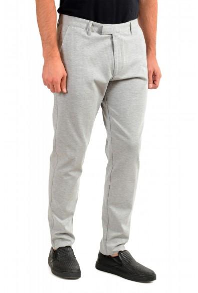 "Hugo Boss Men's ""Hendris183"" Gray Casual Pants: Picture 2"