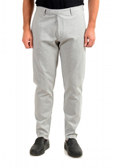 "Hugo Boss Men's ""Hendris183"" Gray Casual Pants"