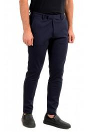 "Hugo Boss Men's ""Hendris183"" Navy Blue Casual Pants: Picture 2"