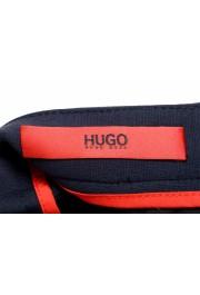 "Hugo Boss Men's ""Hendris183"" Navy Blue Casual Pants: Picture 4"