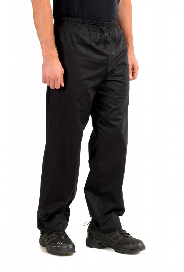"Hugo Boss Men's ""Zeyro193"" Black track Casual Pants: Picture 2"