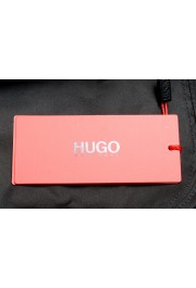 "Hugo Boss Men's ""Hesten182"" Extra Slim Fit Blue Wool Dress Pants : Picture 4"