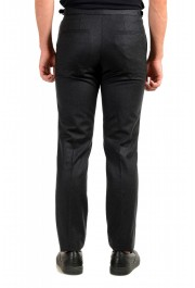 "Hugo Boss Men's ""Bardo"" Gray 100% Wool Casual Pants: Picture 3"