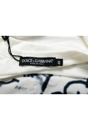 Dolce & Gabbana Men's Graphic Print Crewneck Tank Top: Picture 4