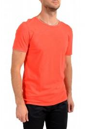 "Hugo Boss Men's ""Tokks"" Bright Orange Crewneck T-Shirt: Picture 2"