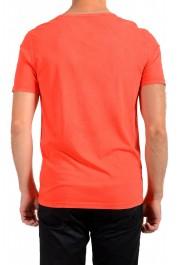"Hugo Boss Men's ""Tokks"" Bright Orange Crewneck T-Shirt: Picture 3"