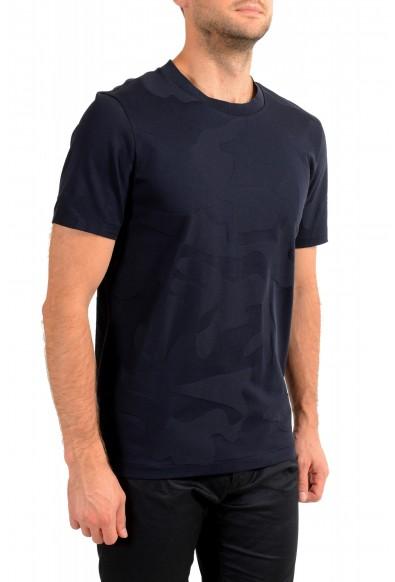 "Hugo Boss Men's ""Tiburt 229"" Black Crewneck T-Shirt: Picture 2"