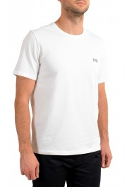 "Hugo Boss Men's ""Mix&Match"" White Stretch Crewneck T-Shirt : Picture 2"
