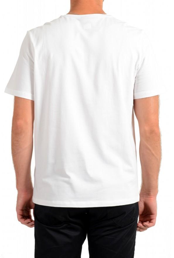 "Hugo Boss Men's ""Mix&Match"" White Stretch Crewneck T-Shirt : Picture 3"