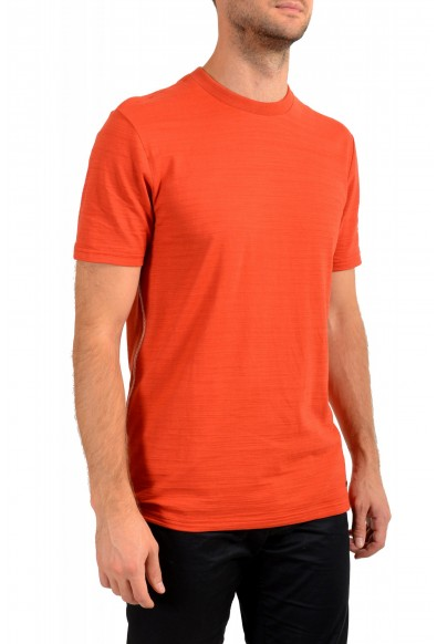 "Hugo Boss Men's ""Tikedo"" Bright Orange Crewneck T-Shirt: Picture 2"