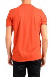 "Hugo Boss Men's ""Tikedo"" Bright Orange Crewneck T-Shirt: Picture 3"