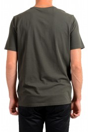 "Hugo Boss Men's ""Mix&Match"" Gray Stretch Crewneck T-Shirt: Picture 3"
