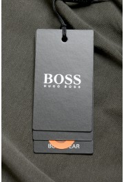"Hugo Boss Men's ""Mix&Match"" Gray Stretch Crewneck T-Shirt: Picture 6"