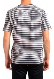 "Hugo Boss Men's ""Stripe T-Shirt"" Striped Crewneck T-Shirt: Picture 3"