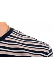"Hugo Boss Men's ""Stripe T-Shirt"" Striped Crewneck T-Shirt: Picture 4"