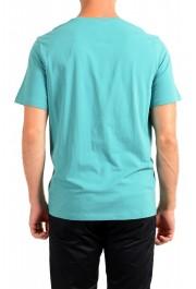 """Hugo Boss Men's """"Mix&Match"""" Green Stretch Crewneck T-Shirt: Picture 3"""