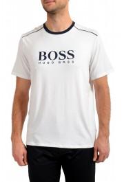 "Hugo Boss Men's ""Refined Short Set"" Crewneck Graphic Print T-Shirt"