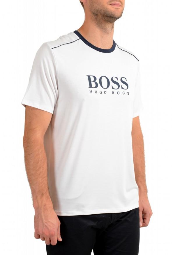 "Hugo Boss Men's ""Refined Short Set"" Crewneck Graphic Print T-Shirt: Picture 2"