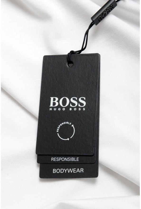 "Hugo Boss Men's ""Refined Short Set"" Crewneck Graphic Print T-Shirt: Picture 6"