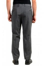"Hugo Boss Men's ""Genesis2"" Slim Fit Gray 100% Wool Dress Pants: Picture 3"