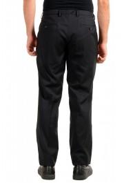 "Hugo Boss Men's ""Leanon1"" Regular Fit Plaid 100% Wool Flat Front Dress Pants: Picture 3"