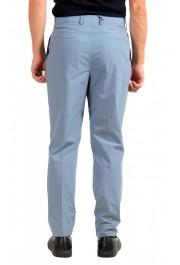 """Hugo Boss Men's """"Orville"""" Light Blue Pleated Pants: Picture 3"""