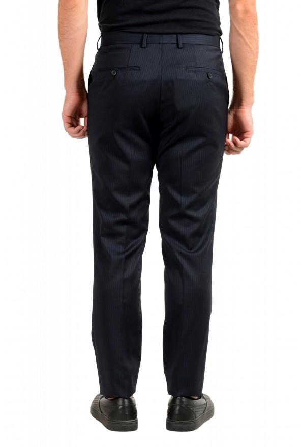 "Hugo Boss Men's ""Getlin182"" Slim Fit Striped 100% Wool Dress Pants: Picture 3"