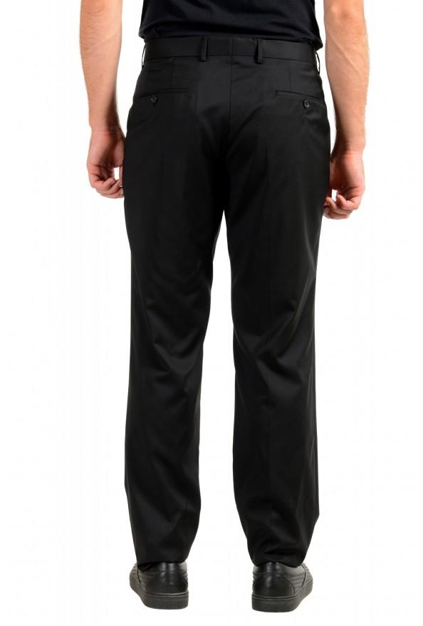 "Hugo Boss Men's ""T-Glover1 GSU"" Black 100% Wool Dress Pants: Picture 3"