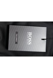 "Hugo Boss Men's ""T-Glover1 GSU"" Black 100% Wool Dress Pants: Picture 4"