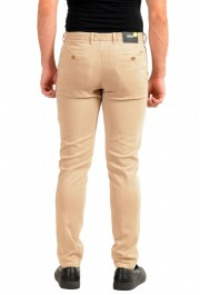 """Hugo Boss Men's """"Kaito1-Der-W2"""" Beige Flat Front Casual Pants: Picture 3"""