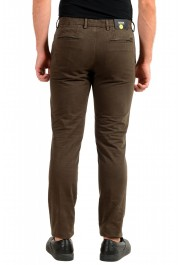 """Hugo Boss Men's """"Kaito1"""" Washed Brown Flat Front Casual Pants: Picture 3"""