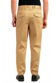 "Hugo Boss Men's ""Pillip1"" Beige ""Fashion Fit"" Pleated Casual Pants: Picture 3"