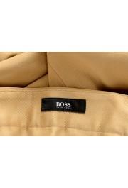 "Hugo Boss Men's ""Pillip1"" Beige ""Fashion Fit"" Pleated Casual Pants: Picture 5"