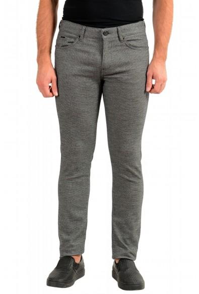 """Hugo Boss Men's """"Delaware3-10-20"""" Slim Fit Straight Leg Jeans"""