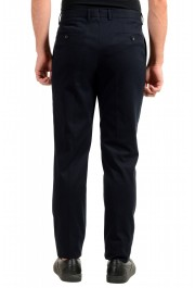 """Hugo Boss Men's """"T-Borden"""" Striped Blue Pleated Casual Pants: Picture 3"""