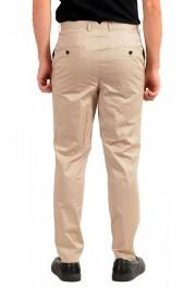 """Hugo Boss Men's """"Hening182"""" Beige Flat Front Pants: Picture 3"""