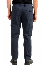 """Hugo Boss Men's """"Kailo-W"""" Blue Flat Front Cargo Casual Pants: Picture 3"""