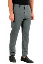 """Hugo Boss Men's """"Pirko2"""" Wool Flat Front Dress Pants: Picture 2"""