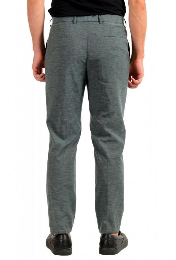 """Hugo Boss Men's """"Pirko2"""" Wool Flat Front Dress Pants: Picture 3"""