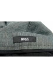 """Hugo Boss Men's """"Pirko2"""" Wool Flat Front Dress Pants: Picture 4"""