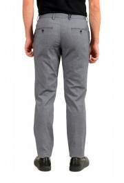 """Hugo Boss Men's """"Stanino17-W"""" Blue Flat Front Casual Pants: Picture 3"""